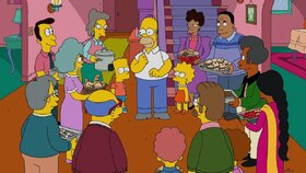 »Postava Apu je zatížena rasistickými stereotypy,« rozčilují se fanoušci Simpsonových. Indický obchodník musí opustit Springfield