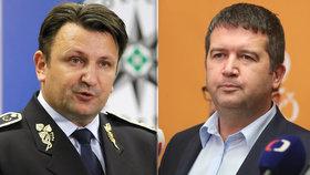 Hamáček oznámil konec Tuhého na postu policejního prezidenta. Půjde na slovenské velvyslanectví.