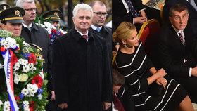 Babiš si podle Štěcha přivlastnil víkendové oslavy 100. výročí vzniku ČSR kvůli permanentní kampani.