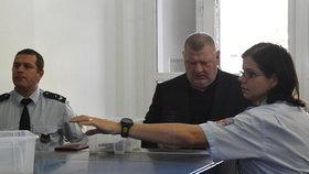 Pokračování soudu kvůli tzv. trafikám pro poslance ODS. Na snímku lobbista Ivo Rittig (30. 10.2018)