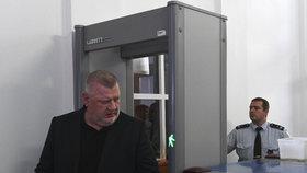 Pokračování soudu kvůli tzv. trafikám pro poslance ODS. Na snímku lobbista Ivo Rittig (30. 10. 2018)