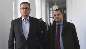 Pokračování soudu kvůli tzv. trafikám pro poslance ODS. Na snímku expremiér Petr Nečas (30. 10. 2018)