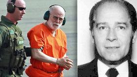 """Obávaný mafiánský boss James """"Whitey"""" Bulger je po smrti"""