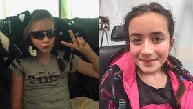 Dívka (11) si do očí dala kontaktní čočky, čtyři dny pak nic neviděla