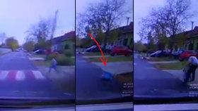 Šestiletého chlapce srazilo na přechodu auto. Poskytnutá první pomoc byla tragická.