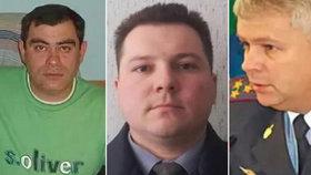 Obviněným policistům hrozí vyhazov z práce a až deset let za mřížemi.