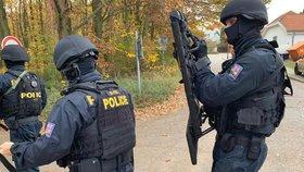 Policejní zásahová jednotka (ilustrační foto)
