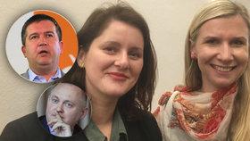 Vypadají jako nerozlučná dvojka. Kateřina Valachová a Jana Maláčová tvoří v ČSSD politický tandem. Není vyloučené, že budou chtít usednout na jaře také ve vedení strany. Funkci chce také Michal Hašek.
