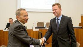 Novým primátorem Teplic se stal Hynek Hanza za ODS