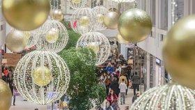 Obchody na Štědrý den uzavřou nejpozději ve 12 hodin (ilustrační foto)
