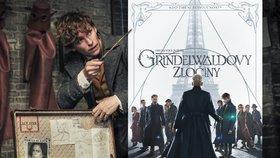 Nejočekávanější film roku, Fantastická zvířata: Grindelwaldovy zločiny, se blíží.