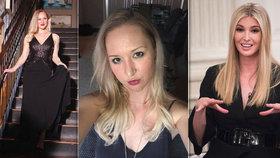 Ženy podstupují plastické operace, aby vypadaly jako Ivanka Trump