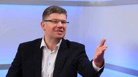 Jiří Pospíšil, předseda TOP 09, byl hostem pořadu Epicentrum na téma Boj proti množírnám