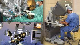 Robotická chirurgie