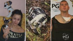 David nechal před 10 lety zabít v Mexiku svou manželku Lucii: Pokouší se dostat z vězení