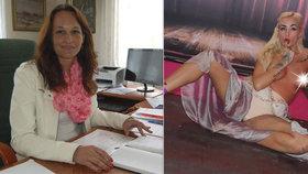 Daisy Lee vystoupila na erotickém veletrhu v Bratislavě: Její máma zatím leží popálená v nemocnici.
