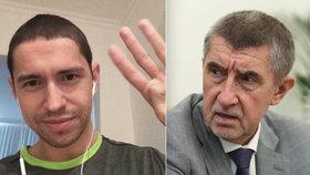 """""""Unesený"""" Babišův syn: Pilot boeingu se schizofrenií?! Psychiatr promluvil"""