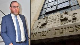 Newyorský rabín pořádal ve své synagoze divoké večírky. Od židovské kongregace mu za to hrozí pokuta až půl miliardy korun