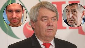 ONLINE: Babiš rezignaci dál odmítá. Komunista Filip zuří: Zneužili jeho nemocného syna