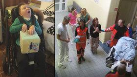 Adámkovi (10), kterého nechala lékařka krvácejícího na chodbě, poslali lidé téměř 2,5 milionu korun!