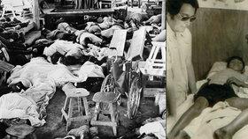 Jim Jones přinutil spáchat sebevraždu přes více než 900 lidí.