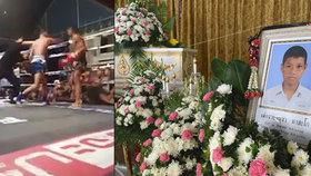 Dětský boxer Anucha Tasako (†13) zemřel po zápase.