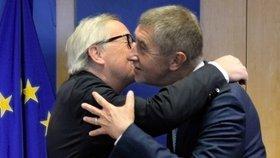 Český premiér Andrej Babiš v pátek seznámil předsedu evropské komise Jeana-Claudea Junckera s českým plánem na postavení školky a školy pro zhruba 150 sirotků v Sýrii