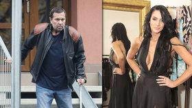 Nemocný Pomeje a jeho žena Andrea: Plánovaný rozvod nejde zrušit!