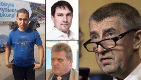 Tlačil Babiš na syna? Byl Krym pokus o zavlečení? Právníci: Nikdo mu to nedokáže