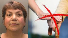 Šestapadesátiletá psychiatrička Zholia Alemiová byla ve Velké Británii odsouzena k pěti letům vězení poté, co se zákeřně pokusila zfalšovat závěť jedné ze svých pacientek a dostat se tak k milionovému jmění. Během vyšetřování se navíc přišlo na to, že celých 22 let vykonávala bez toho, aby měla jakékoliv psychiatrické vzdělání.