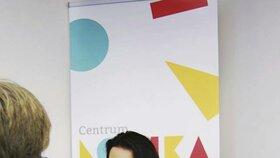 Petra Wünschová, ředitelka Centra Locika, které pomáhá dětem ohroženým domácím násilím.