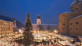 Historický vánoční trh Christkindlmarkt