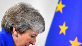 Lídři EU podpořili dohodu o brexitu: Theresa Mayová (25. 11. 2018)