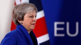 Premiérka Mayová chce od poslanců více času, (10.02.2019).