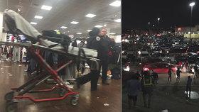 Češka Petra M. popsala hrůzu, která se stala při střelbě na Black Friday v americkém New Jersey.