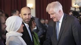 Německý ministr vnitra Horst Seehofer se setkal se zástupci německých muslimů
