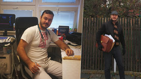 Dušan ordinuje v Kyjově na Jižní Moravě