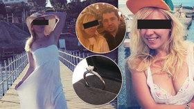 Přítelkyně a snoubenka Andreje Babiše ml. Jelizaveta