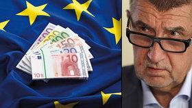 Premiér Andrej Babiš (ANO) má zájem na ekonomickém úspěchu Agrofertu a firem z této skupiny, napsala právní služba Evropské komise v interním materiálu posuzujícím Babišův možný střet zájmů v souvislosti s platbami z evropských fondů. (ilustrační foto)
