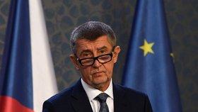 Premiér Andrej Babiš s kauzou StB ve Štrasburku neuspěl.