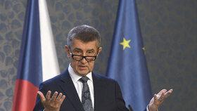 Andrej Babiš (ANO) po jednání vlády (3.12.2018)
