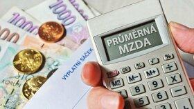 Průměrná mzda v Česku stoupla o 6 procent. (Ilustrační foto)
