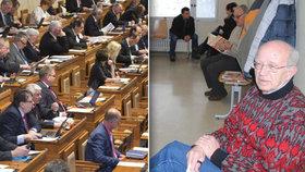 Senátní výbor podpořil zrušení karenční doby.