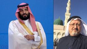 V USA senátoři nepochybují o tom, že brutální vraždu Chášukdžího nařídil saúdský korunní princ.