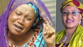 V Nigérii byla zatčena Amina Mohammedová, žena, která se vydávala za tamní první dámu Aishu Buhariovou.