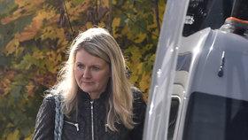 Jihlavská exnáměstkyně za ANO Jana Mayerová, hlavní obviněná v dotační kauze Čapí hnízdo
