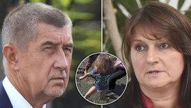 Michaela Šojdrová má seznam syrských sirotků, předá ho premiérovi Andreji Babišovi.