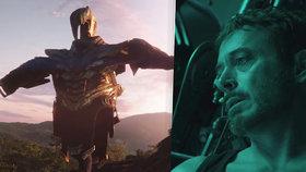Avengers: Endgame vypadá na super komiksový film.