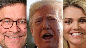 Americký prezident Donald Trump dnes oznámil, že chce, aby velvyslankyní Spojených států při OSN byla Heather Nauertová a novým ministrem spravedlnosti William Barr.