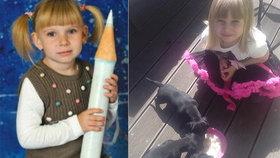 Čtyřletá Maruška se ztratila. Rodina prosí o pomoc.